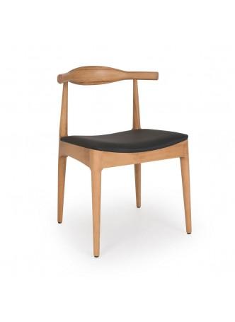 Ahşap Tasarım Cafe Restaurant Sandalyesi nsn40